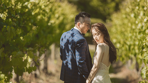 Mornington Pre-wedding Photography